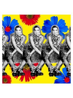 Josephine Baker Collage