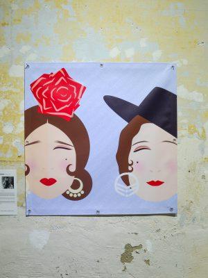 Lona NEOTRAVESTISMO - Vianor y Mirco