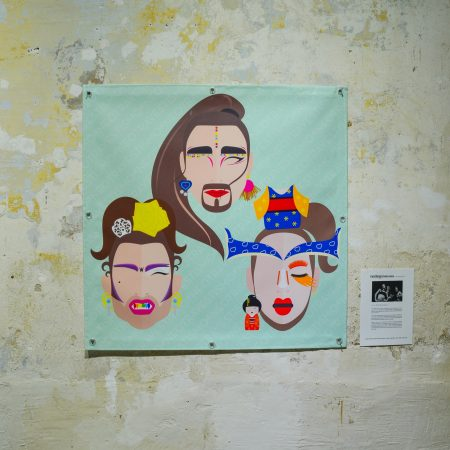 Lona NEOTRAVESTISMO - Las Marikarmen